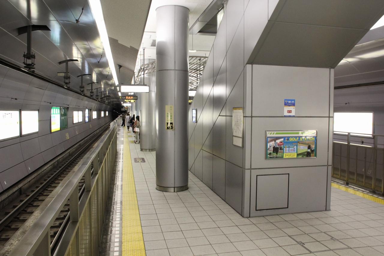 なにわの地下鉄|駅|谷町六丁目...